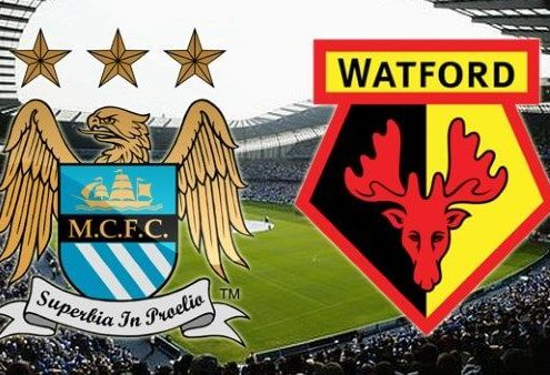 Manchester City Vs. Watford