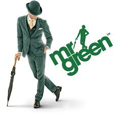Image of Mr Green with white background
