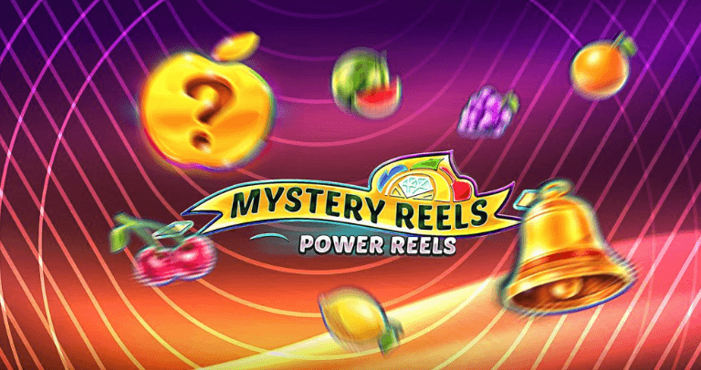 A banner of Mystery reels at rizk