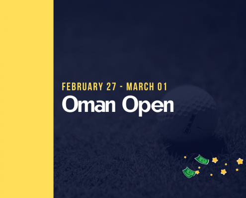 Oman Open 2020 - Free Golf Betting Tips