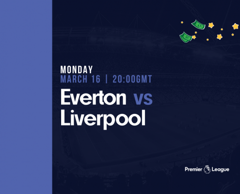 Everton vs Liverpool - Free Tips for Mon 16th March